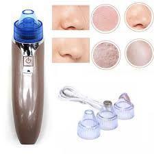 Imagem de Removedor de cravos e espinha peeling acne rugas aparelho a vacuo limpeza facial poros 6 em 1 por su