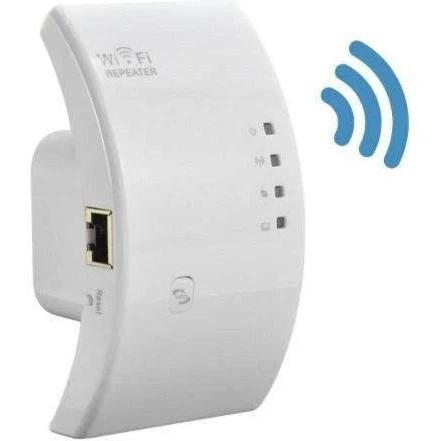 Imagem de Repetidor de Sinal - Wi-Fi 600mbps Amplificador Wireless - R