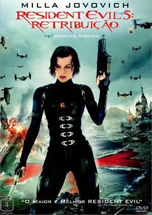 Imagem de Resident Evil 5 - Retribuiçao