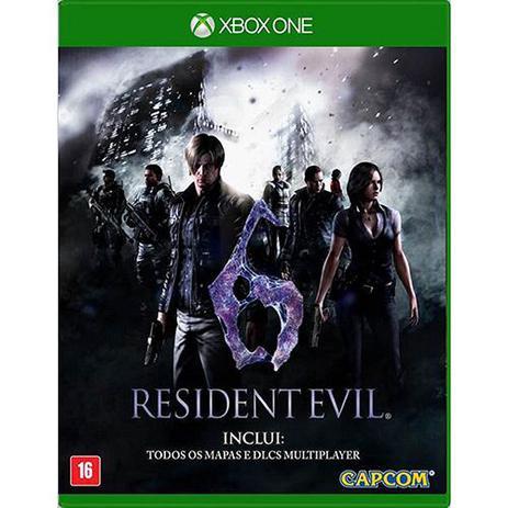 Imagem de Resident Evil 6
