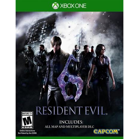 Imagem de Resident Evil 6 - Xbox One