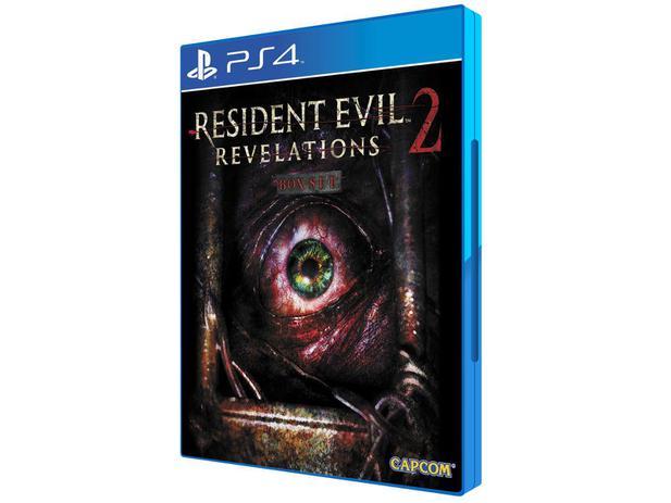 Resident Evil Revelations 2 para Xbox 360 - Capcom