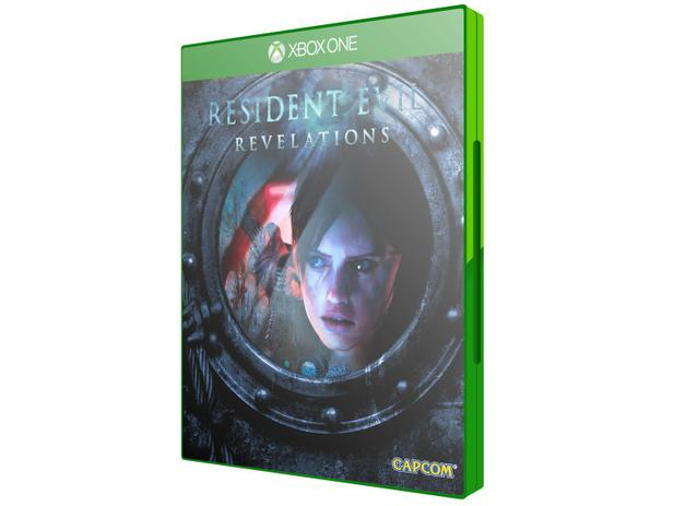 Imagem de Resident Evil Revelations Remastered para