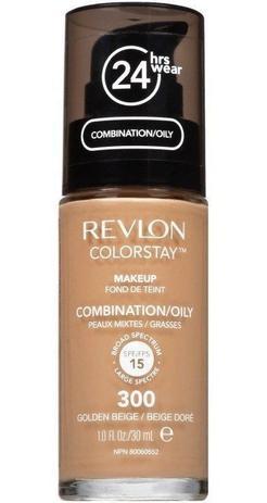 Imagem de Revlon Colorstay Golden Beige 300 Pele Mista E Oleosa - Base Liquida 30ML