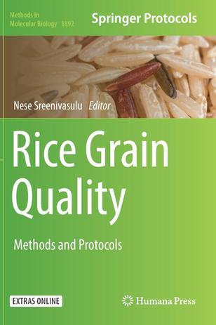 Imagem de Rice Grain Quality