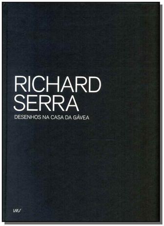 Imagem de Richard Serra - Desenhos na Casa da Gávea - Ims