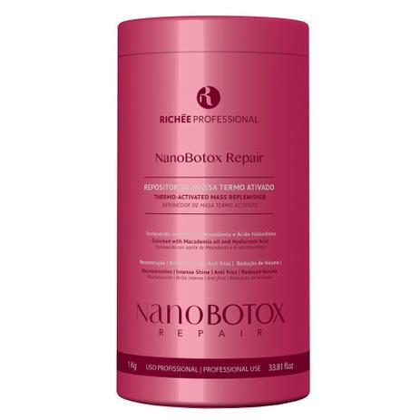 707e154d0 Richée Professional Nano Botox Repair - Repositor de Massa - Máscara ...