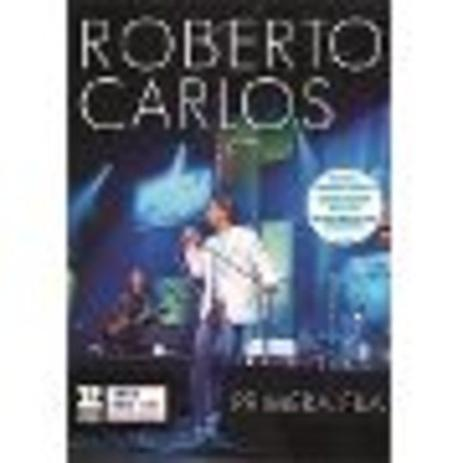 Imagem de Roberto carlos - primeira fila(dvd)
