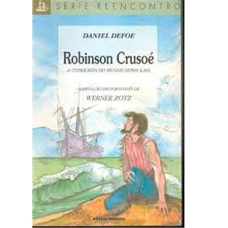 Imagem de Robinson Crusoe - 18 Ed.