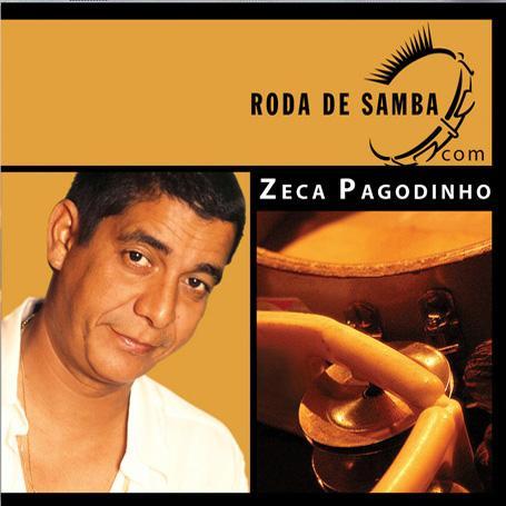 Imagem de Roda De Samba - Zeca Pagodinho - CD