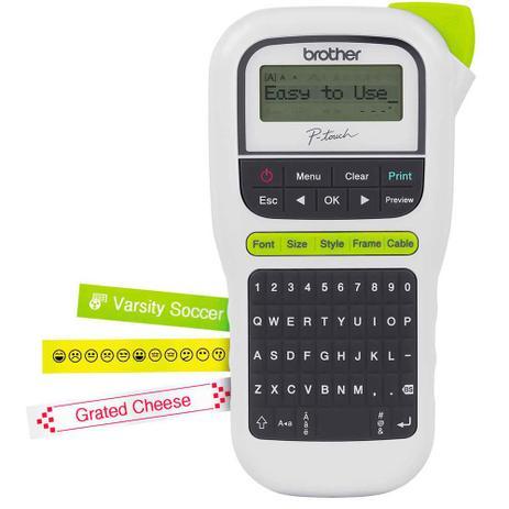 Imagem de Rotulador Etiquetadora Eletrônico Brother P-touch PT-H110