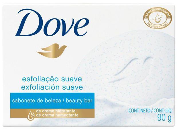 Imagem de Sabonete Esfoliante Dove Esfoliação Suave