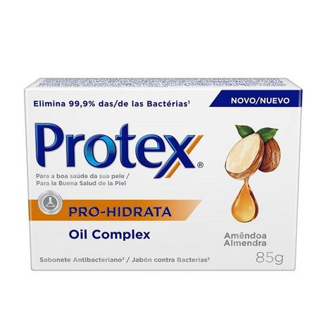 Imagem de Sabonete Protex Pro Hidrata Amêndoa 85g