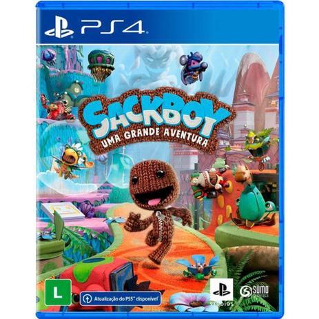 Imagem de Sackboy  uma grande aventura ps4-43896 - Playstation