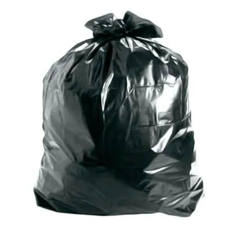 Imagem de Saco de Lixo 75x90cm 100L Plastilixo Preto Pct c/100 Un