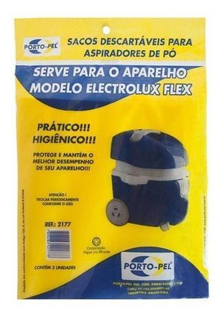 Imagem de Saco Descartável Aspirador Eletrolux A10/ A10n1/ Aqp20/gt300