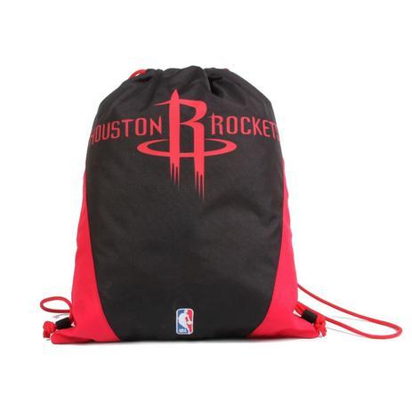 Saco Esportivo Nba Houston Rockets Produto Oficial Dmw - Dmw mochilas 75a29d1d071c2