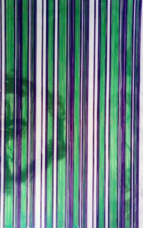 Imagem de Saco metalizado - new stripes joy: 35x55 c/ 50 un