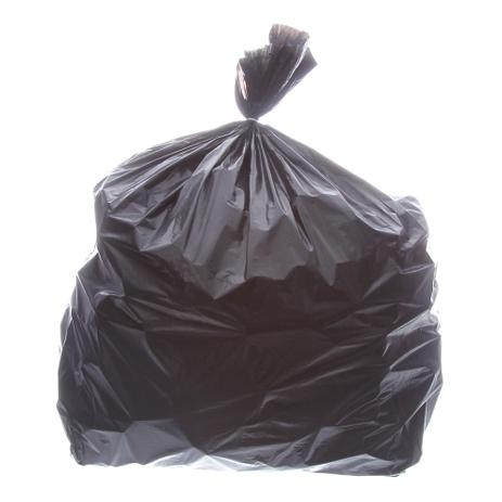 Imagem de Saco para Lixo com Capacidade de 60 Litros Preto com 100 Unidades Itaquiti