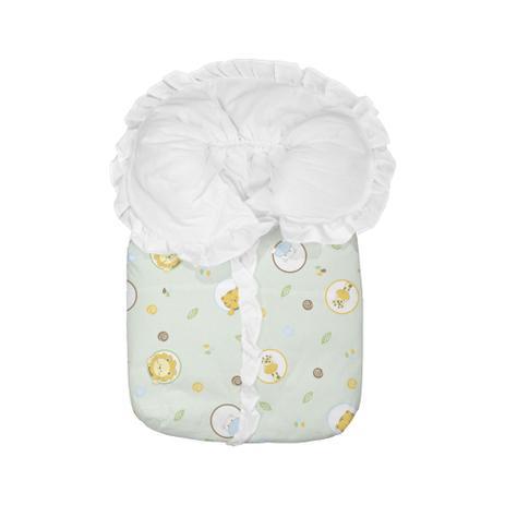 47e0c70ed Saco Porta Bebê Bambi Estampado Verde - Enxoval do Bebê - Magazine Luiza