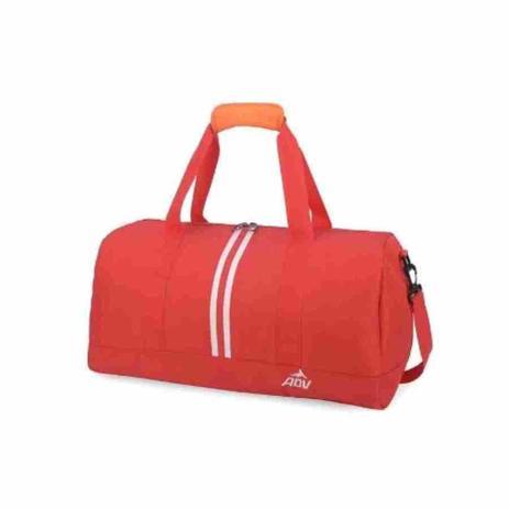 e363d9ae4 Sacola de viagem ou Academia Adventteam Adv Vermelha - Luxcel malas e  mochilas