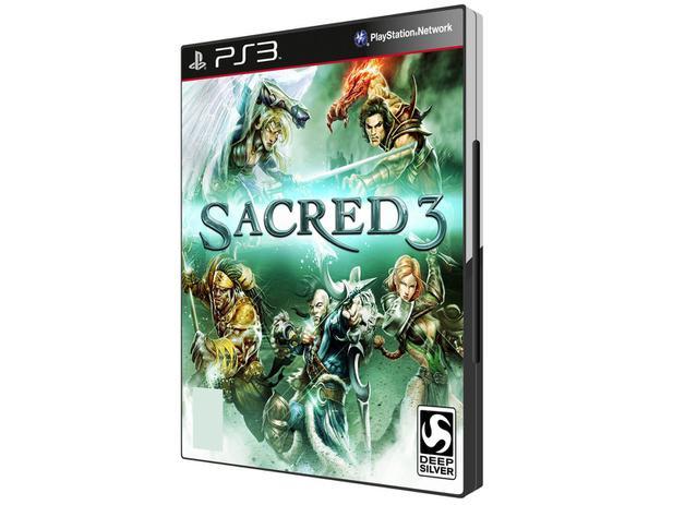 Sacred 3 para PS3 - Deep Silver