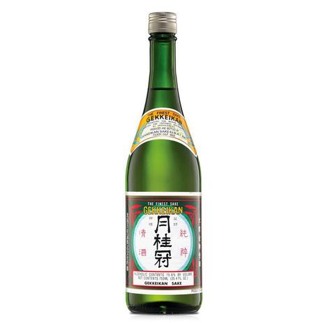 Imagem de Sake Gekkeikan Tradicional 750ml