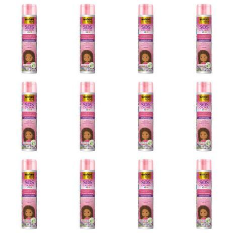 Imagem de Salon Line Sos Cachos Kids Shampoo 300ml (Kit C/12)