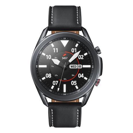 Imagem de Samsung Galaxy Watch 3 LTE 45mm Preto