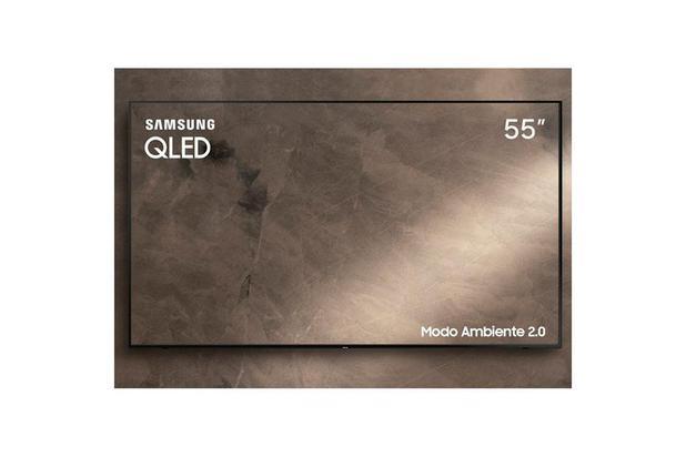 Imagem de Samsung Smart Tv Qled 55