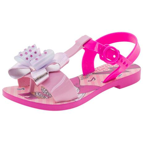 654ec33c7 Sandália Infantil Feminina Lol Surprise Grendene Kids - 21802 PINK PINK