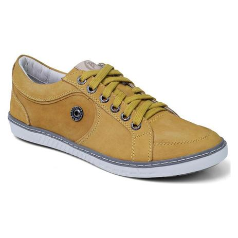 e13b7268480 Sapatênis Amarelo Masculino - Mostarda 759-12 - Bmbrasil ...