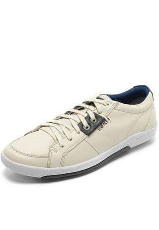64dd2bdc15 Sapatênis Ferracini Masculino conforto Infinit 2581d Branco - Sapato ...