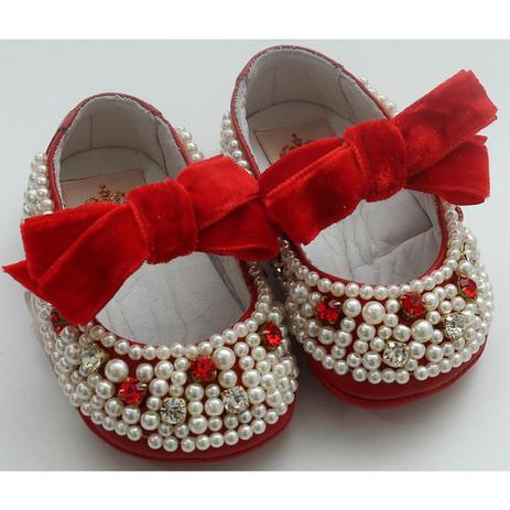 4a1dafb62 Sapato Baby Cereja - Gats - Calçados para Bebês e Crianças ...