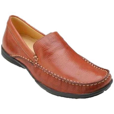 a46c494cf Sapato casual para pés largos masculino mocassim sandro moscoloni kyler  marrom (dillon) tan