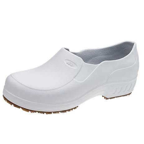 7f74de2aa Sapato de segurança EVA antiderrapante branco nº 36 101 Flex Clean Marluvas