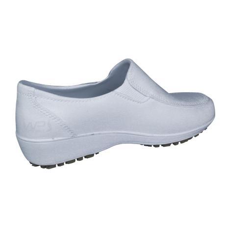 1cfb76520 Sapato Enfermagem Medicina Feminino Lady Works - Branco - Soft works ...