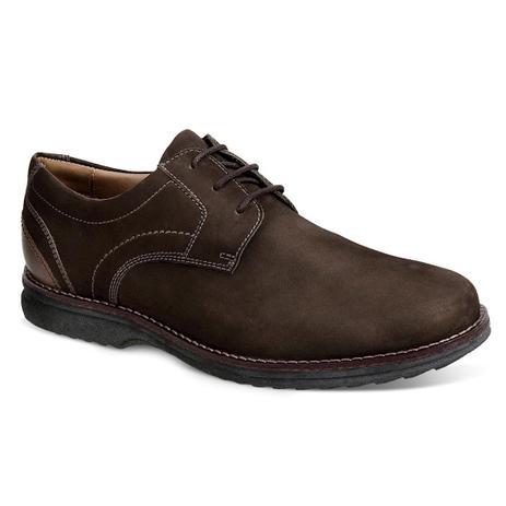 a1ccc25b4 Sapato esporte fino masculino derby sandro moscoloni luca marrom escuro  coffee