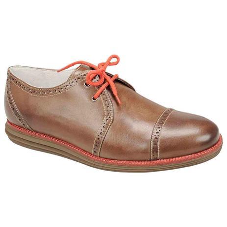 3134daa66d Sapato esporte fino masculino oxford sandro moscoloni rockbrown marrom brown