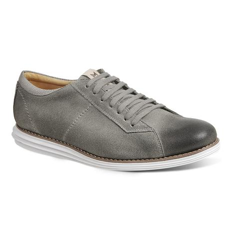 abd36857f3 Sapato esporte fino masculino sandro moscoloni pulse cinza grey ...
