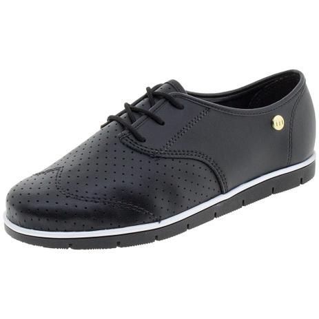 e9126b2a5 Sapato Feminino Oxford Moleca - 5613304 PRETO PRETO - Sapato ...