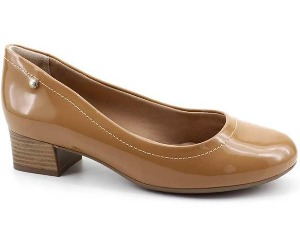 d00f063f71b22 Sapato Feminino Ramarim 1883121 Nude - Sapato Social Masculino ...