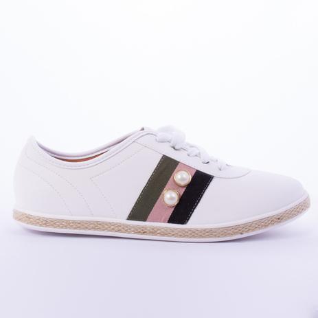 2a02b1a44 Sapato feminino vizzano branco 39 - Sapato Social Masculino ...