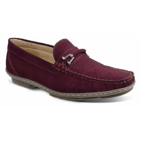 325f1ff43 Sapato masculino loafer sandro moscoloni new picasso vinho bordo ...