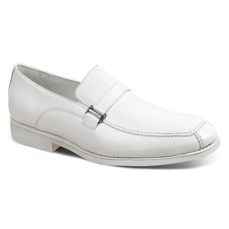 f26f609f3f Sapato masculino sandro moscoloni doctor comfort branco 46037 white ...