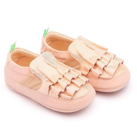 d8060120e0 Sapato para Bebês - Linha Originals - Flamenky - Yogurt - Tip Toey Joey