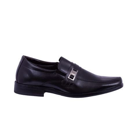738e0f6c4 Sapato social confort masculino bertelli preto 42 - Sapato Social ...