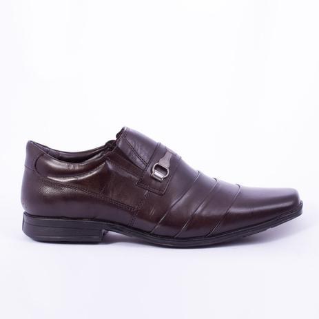 d9edfe160 Sapato social masculino calvest supertech café 39 - Sapato Social ...