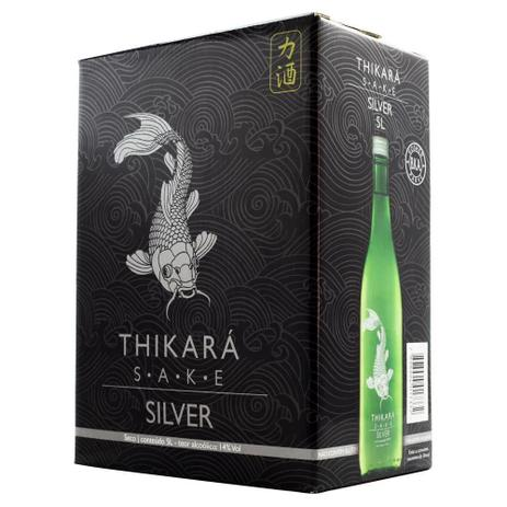Imagem de Saquê Thikará Bag In Box 5000ml
