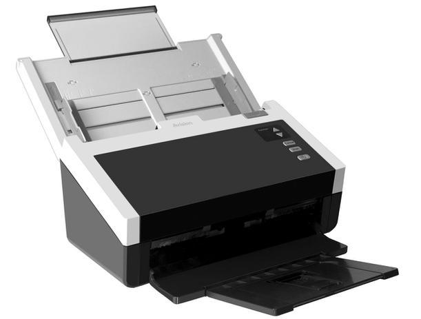 Imagem de Scanner Avision AD250 para Documentos A4 - Velocidade de 80 páginas por minuto